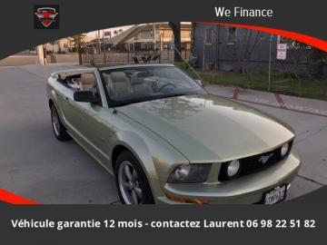 2006 ford mustang GT Premium Convertible Prix tout compris hors homologation 4500 €