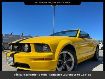 2006 ford mustang 1ère Main GT Deluxe 2006 Prix tout compris hors homologation 4500 €