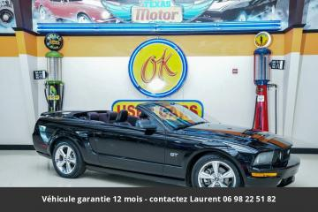 2006 ford mustang GT Deluxe Cabriolet 2006 Prix tout compris hors homologation 4500 €
