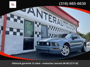 2006 ford mustang GT Deluxe Coupe Prix 2006 tout compris hors homologation 4500 €