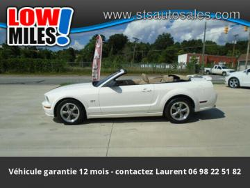 2006 ford mustang GT Deluxe Convertible 2006 Prix tout compris hors homologation 4500 €