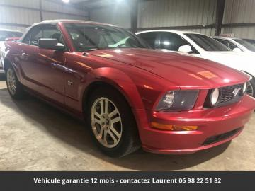 2006 ford mustang GT Deluxe Cabriolet Prix tout compris hors homologation 4500 €