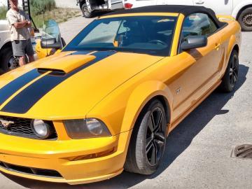 2007 Ford Mustang GT V8 2007  Prix tout compris Hors homologation 4500€