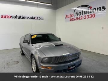 2007 ford mustang GT V8 2007 Prix tout compris hors homologation 4500 €