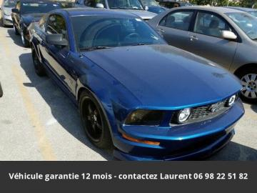 2007 ford mustang GT Premium Coupe 2007 Prix tout compris hors homologation 4500 €