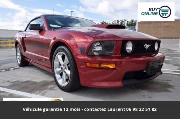 2007 ford mustang GT Premium Cabriolet 2007 Prix tout compris Hors homologation 4500€