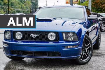 2008 Ford Mustang GT V8 2008 Prix tout compris Hors homologation 4500€