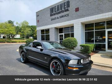 2008 ford mustang GT Deluxe Coupe 2008 Prix tout compris hors homologation 4500 €