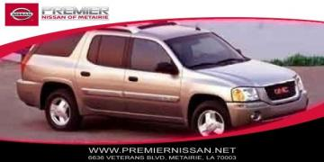 2004 GMC Envoy XUV SLT SUV