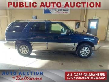 2000 GMC Jimmy SLT Convenience | JOPPA, MD | Auto Auction of Baltimore