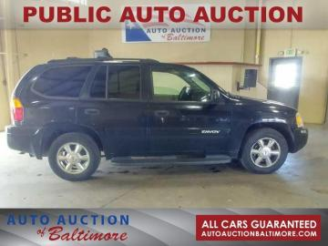 2004 GMC Envoy SLE | JOPPA, MD | Auto Auction of Baltimore