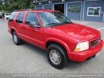 1998 GMC Jimmy SLS Sport 4dr SLS Sport SUV