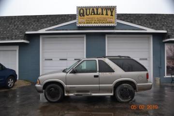 2001 GMC Jimmy 2dr 4WD SLS Comfort/Convenience