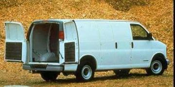 """Pre-Owned 1999 GMC Savana Cargo Van 1500 135"""" WB"""
