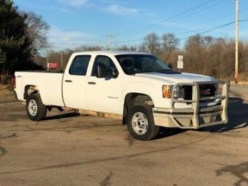 2012 GMC Sierra 2500 Work Truck