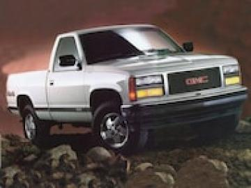 1995 GMC Sierra 2500 SL Wideside Truck V8