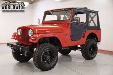 1965 Jeep CJ5 1965 Prix tout compris