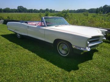 1966 Pontiac Bonneville 1966 Prix tout compris