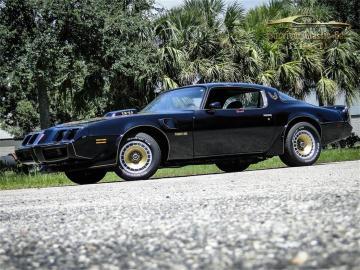 1979 Pontiac Firebird Trans Am V8 Turbo 350 1979 Prix tout compris