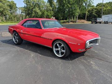 1968 Pontiac Firebird V8 350 1968 Prix tout compris