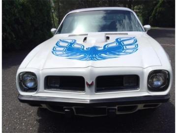 1975 Pontiac Firebird  Trans Am V8 1975 Prix tout compris