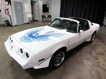 1981 Pontiac Firebird 5.0 V8 1981 Prix tout compris
