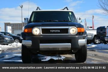 2007 toyota fj cruiser 4WD 2007 Prix tout compris